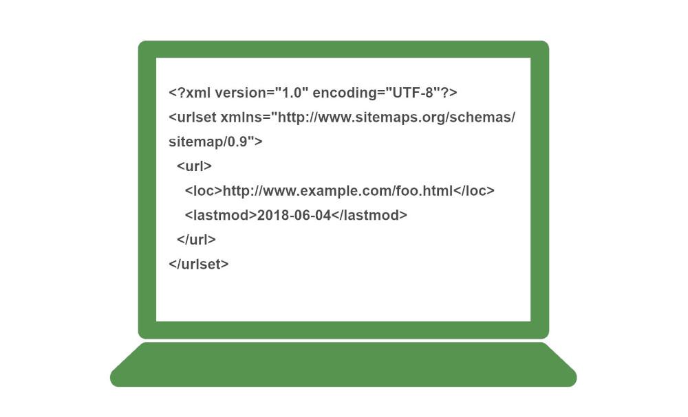 Fichier sitemap